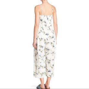 Doe & Rae Pants - Doe & Rae l Floral Print Jumpsuit